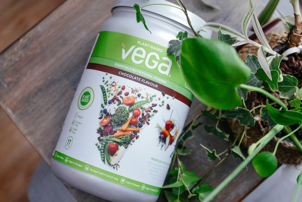 Vega Chocolate Vegan Protein Powder Supplement